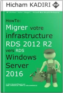 Guide de migration de RDS 2012 R2 vers RDS 2016