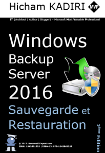 Windows Server 2016 - Sauvegarde et Restauration